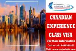 Migrate to Canada through Canadian Experience Class Visa