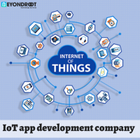 Improve business efficiency with our IoT app Development company