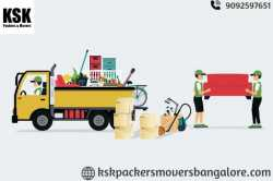 Packers And Movers In Bangalore - One Stop Moving Service