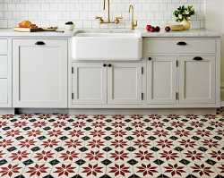 Tile Flooring Ideas for New Homes