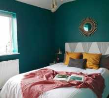 Lovely Color for Bedroom Walls