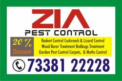 Zia Pest Control | 30% Discount for  Office and  Residence | 1723 |