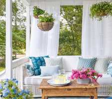 Porch Decor Ideas to Boost its Beauty