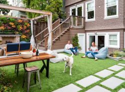 Easy Backyard Ideas on Budget