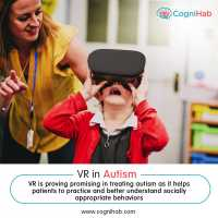 VR based Games & Exercises for People with Autism