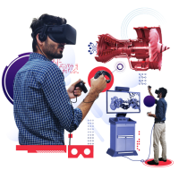 Virtual Reality Solutions for Businesses - EDIIIE